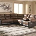 Nantahala 6 Piece Reclining Sectional 50302s6 Gustafson S Furniture Mattress
