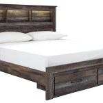 Drystan King Bookcase Storage Bed By Signature Design By Ashley B211b27 Missouri Furniture