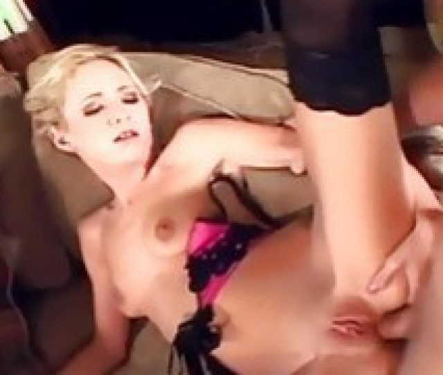 Fucking In Pink Lacey Lingerie And Shiny Boots