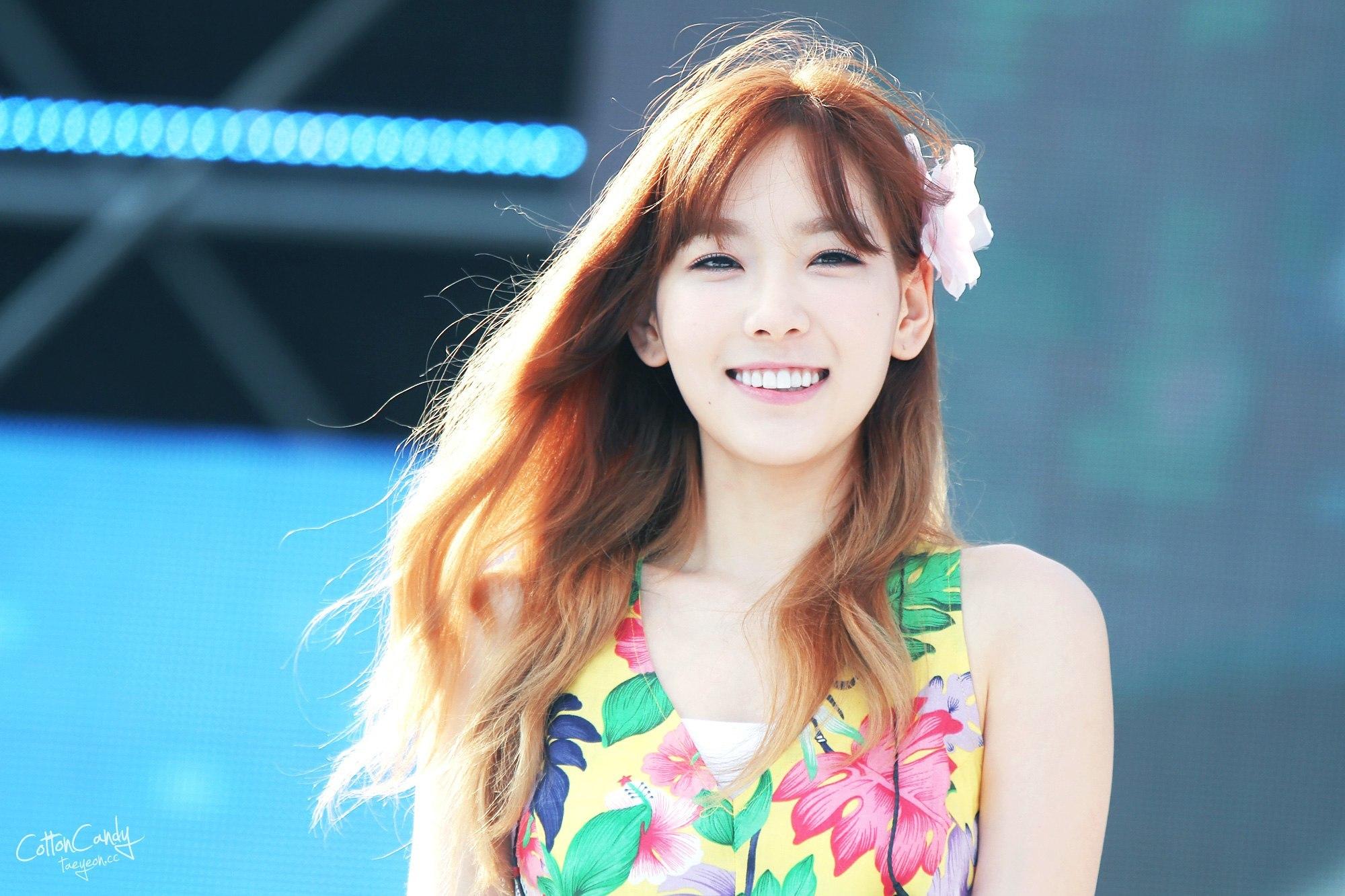 Imagini pentru taeyeon smile