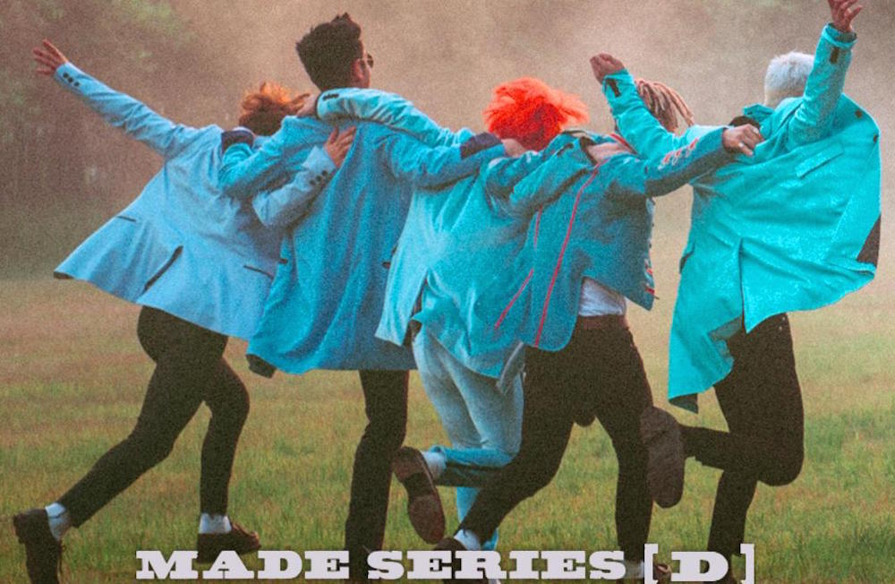 "BIGBANG ""MADE Series D"""