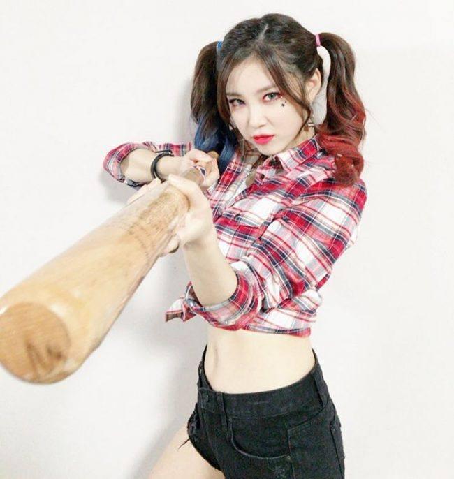 hyosung-harley-quinn