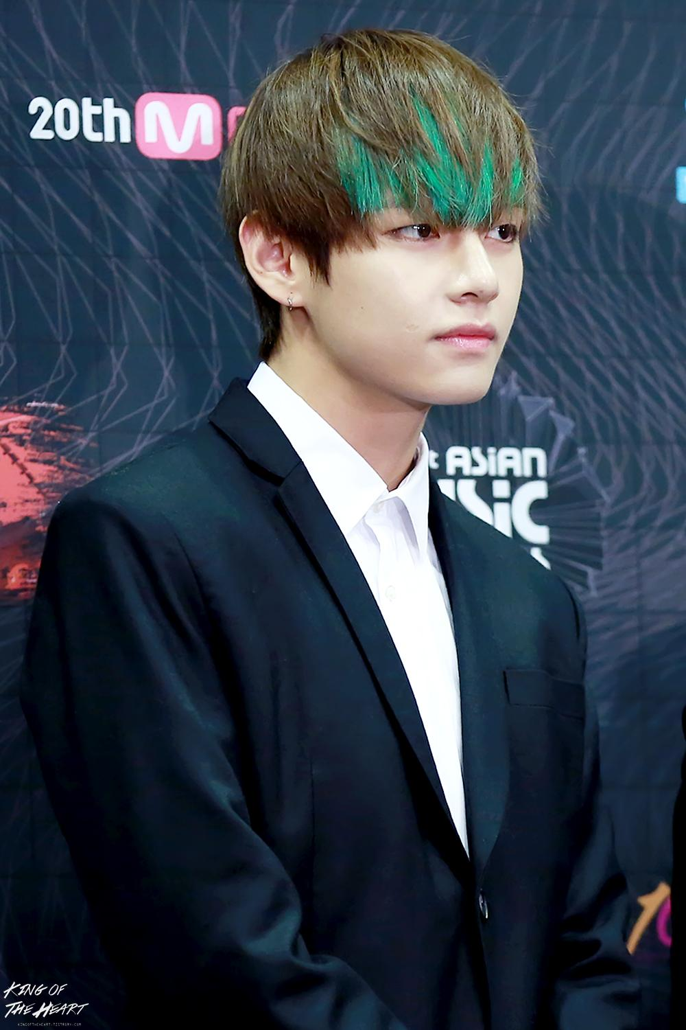 7 Of BTS Vs Most Outrageous Hair Colors Koreaboo