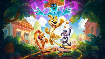 Le Marsupilami va bondir dans un jeu vidéo produit par Microids