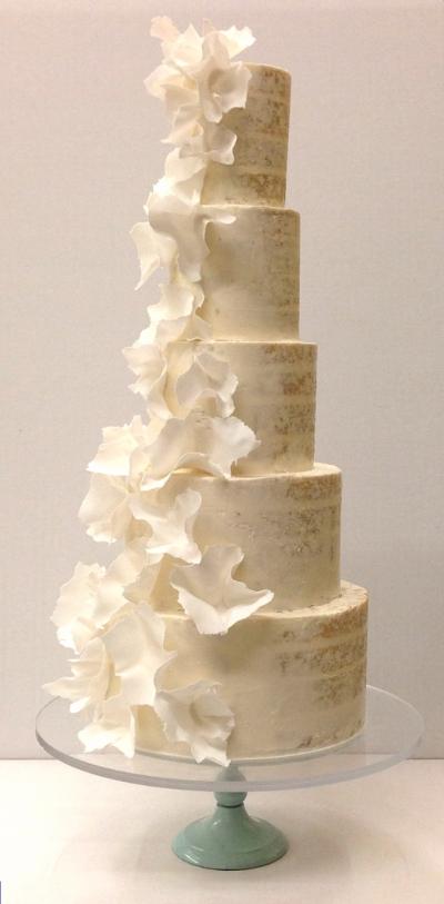 Artistic Wedding Cakes By Jasmine Rae Cakes San Francisco