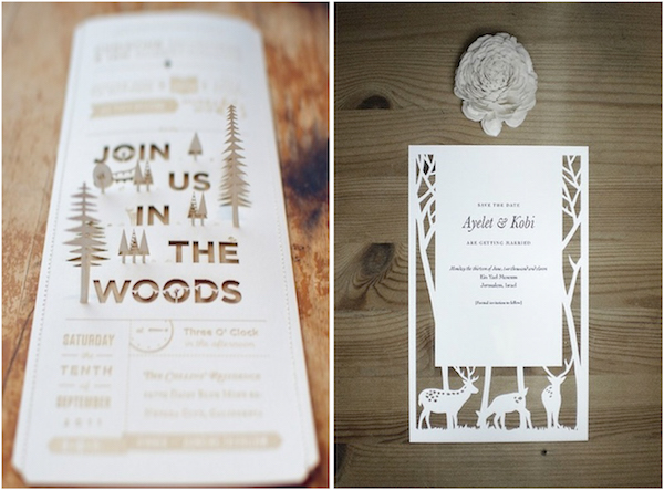 Top 5 Wedding Invitation Trends For
