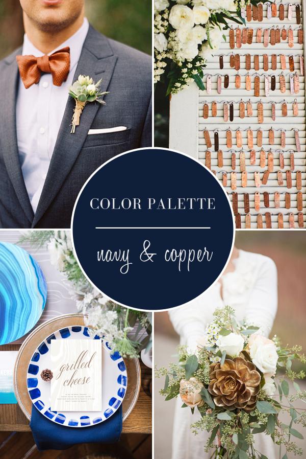 November Wedding Color Schemes