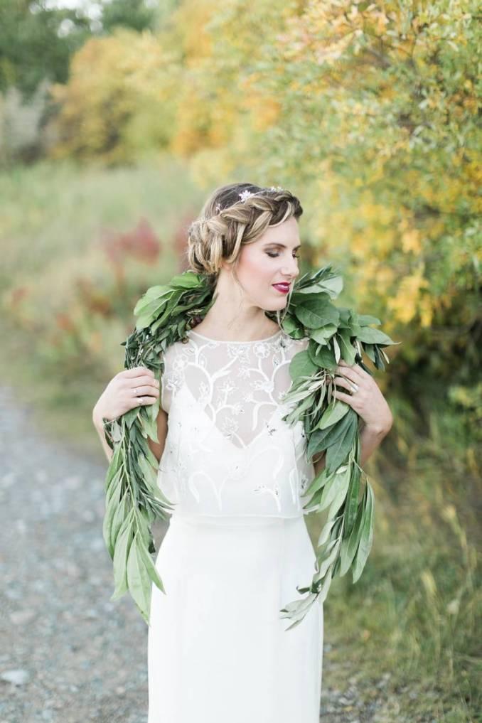 bohemian bride hair & makeup | calgary hair & makeup | item 2