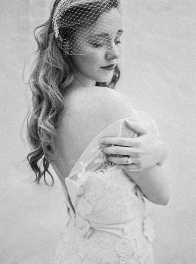 moody & emotive pre-raphaelite wedding editorial | ohio