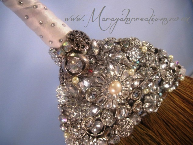Jumping The Broom In Style With Marayah's Creations