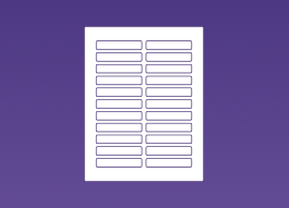 Label Templates Get 100s Of Free Labels In Word Format