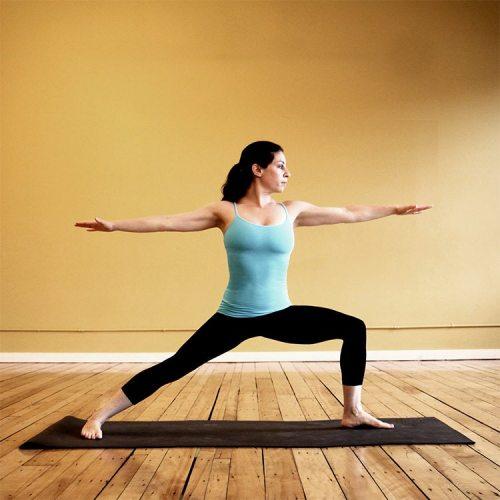 posture-of-yoga-the-warrior