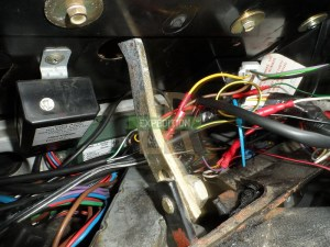 300Tdi low coolant alarm  Land Rover Expedition