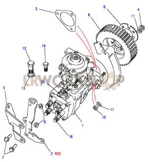 Injection Pump  200Tdi  Land Rover Workshop