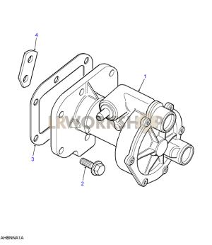 Vacuum Pump  300Tdi  Land Rover Workshop