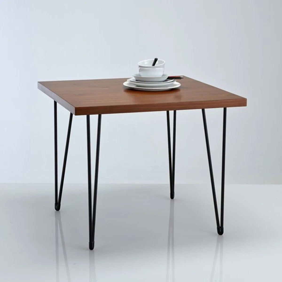 table a manger triangulaire chene 6