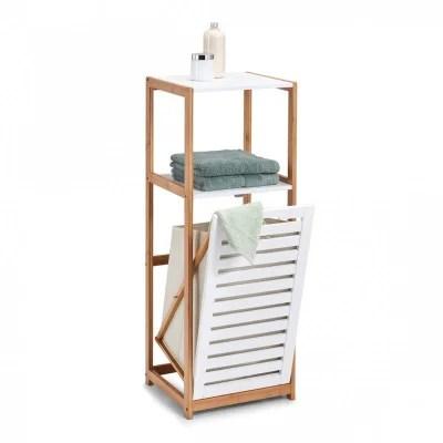 meuble salle de bain bambou la redoute