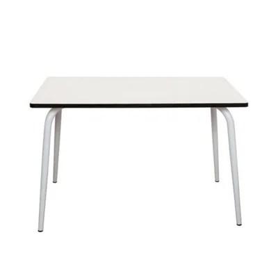 table grise et blanche la redoute
