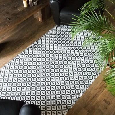 tapis carreaux de ciment la redoute