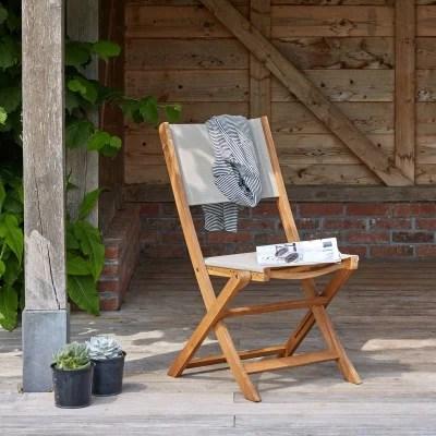 chaise pliante bois la redoute