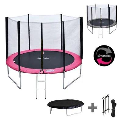 trampoline 240 la redoute