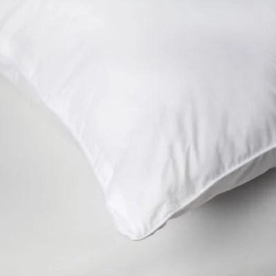 oreiller rectangulaire la redoute