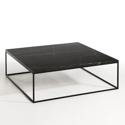 table basse metal la redoute