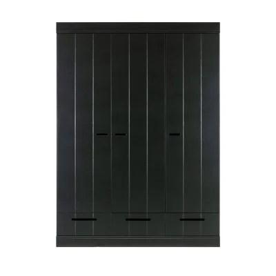 armoire noire la redoute