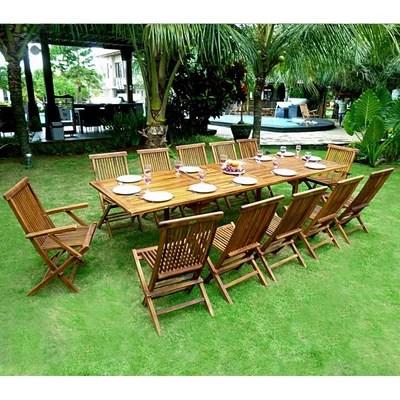 grande table de jardin 12 personnes