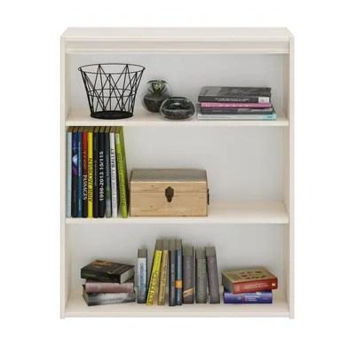 meuble bibliotheque basse la redoute