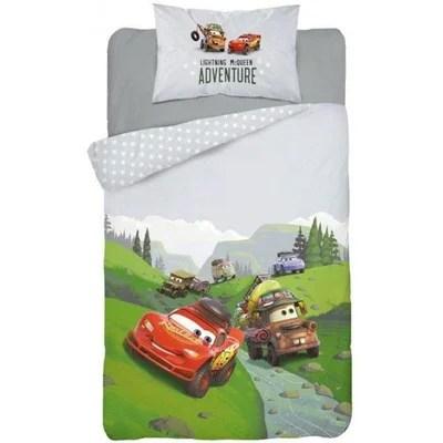 parure lit enfant voiture de course