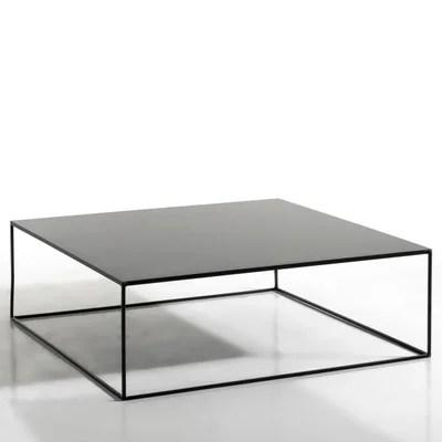 table basse industrielle la redoute