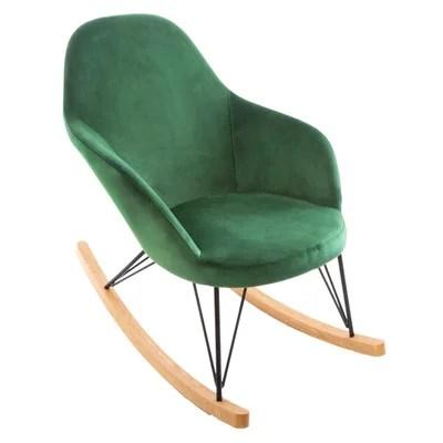 rocking chair en solde la redoute