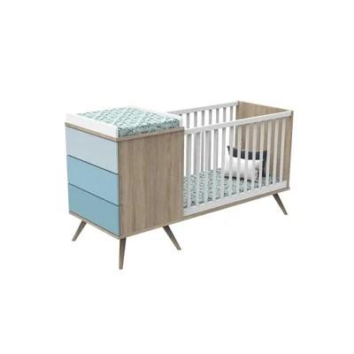 chambre bebe bleu la redoute