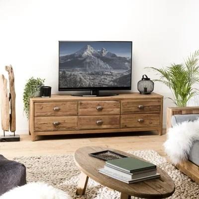 meuble tv recycle la redoute