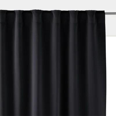 rideau noir occultant la redoute