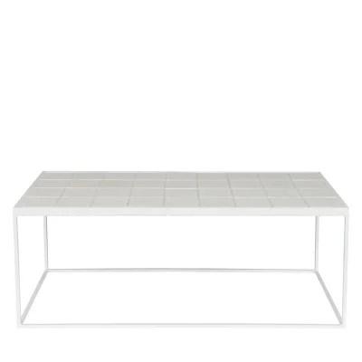 table basse rectangulaire la redoute