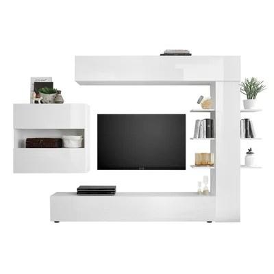 composition meuble tv la redoute