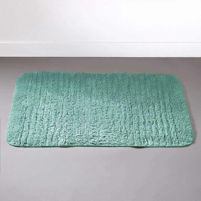 tapis de bain vert la redoute
