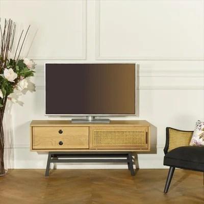 meuble tv chene la redoute