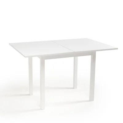 table carree extensible la redoute