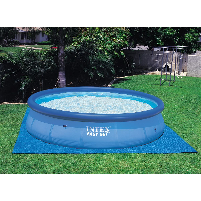 tapis de sol piscine hors sol la redoute