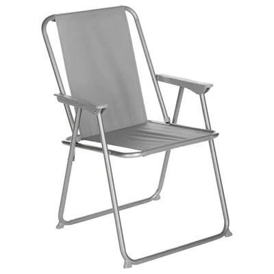chaise pliante aluminium la redoute
