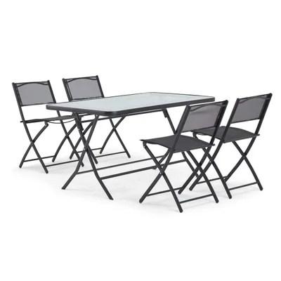 chaise pour table en verre la redoute