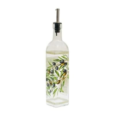 bouteille huile olive la redoute
