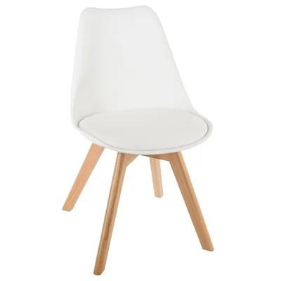 chaise scandinave la redoute
