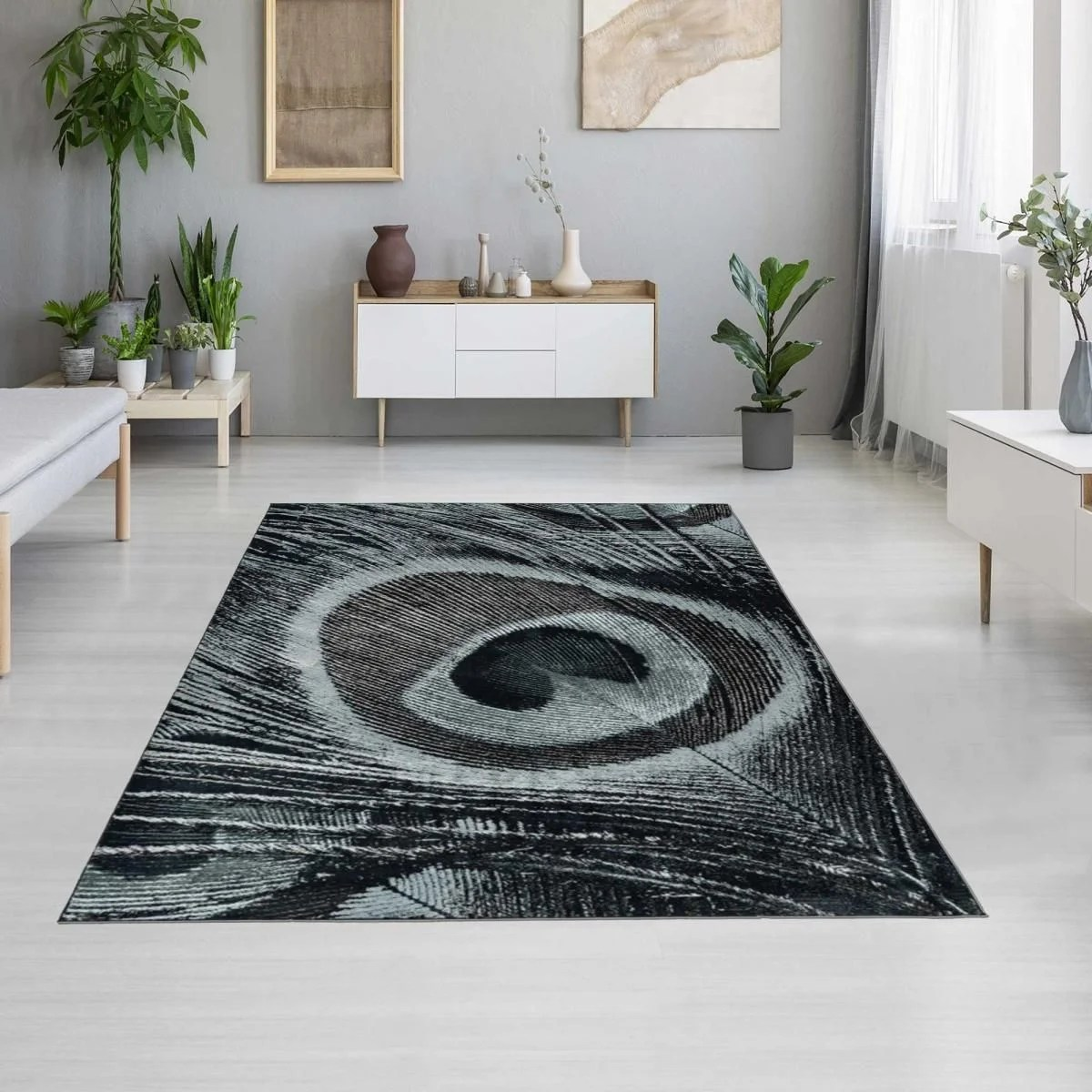 tapis design et moderne plastique recycle recyclable 1 ll
