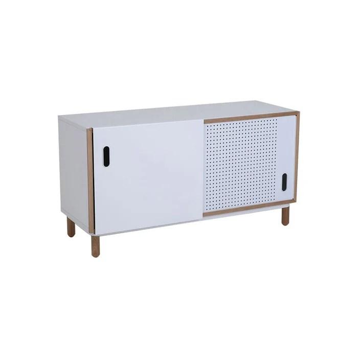 petit meuble tv 120cm philippine