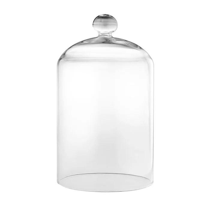 cloche en verre agatha