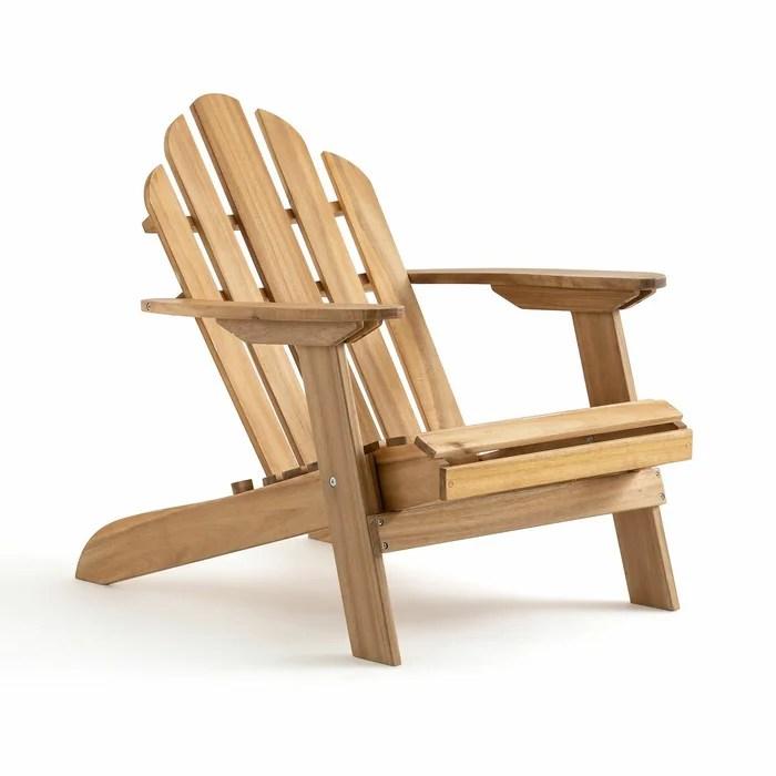 fauteuil de jardin theodore style adirondack